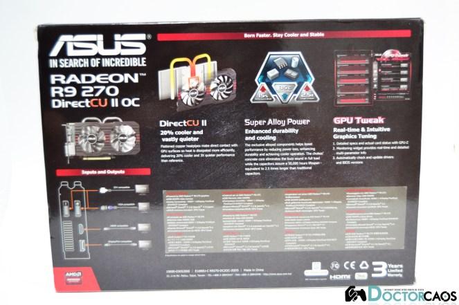 ASUS RADEON R9 270 DirectCU II OC (1)