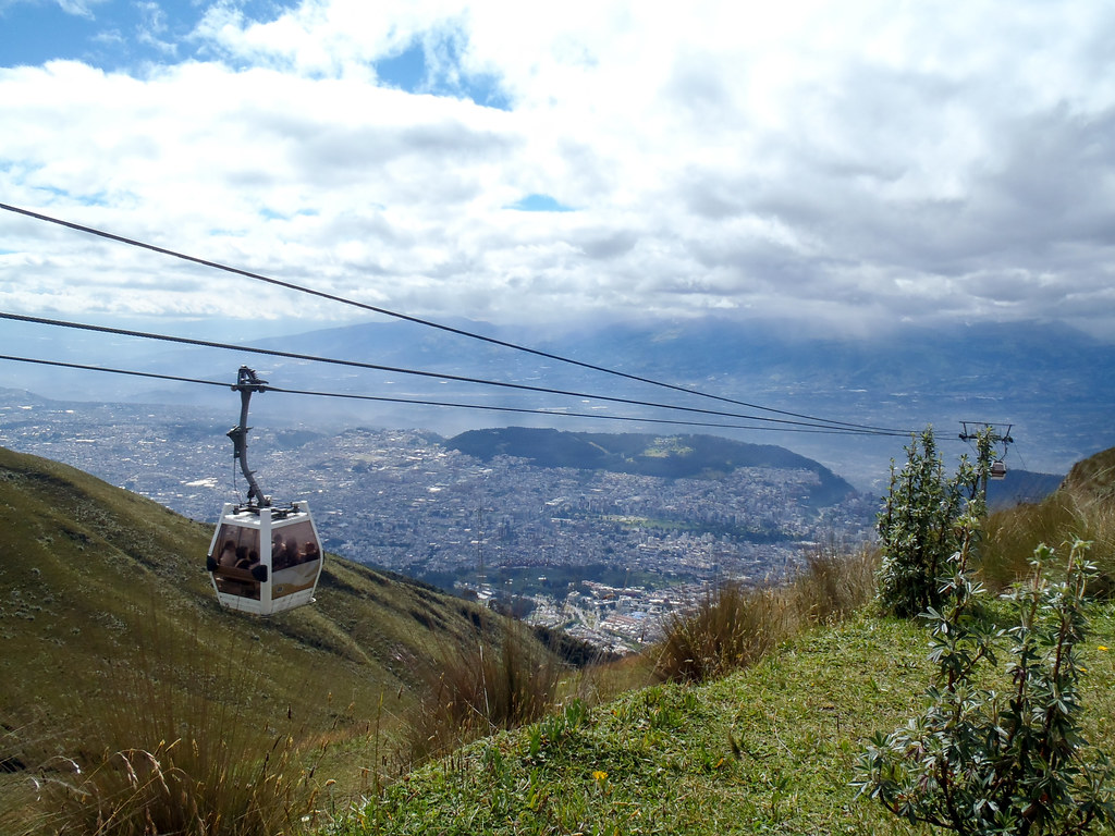 TelefériQo and Quito