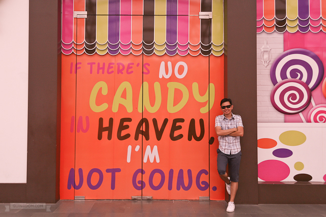 No Candy in Heaven?