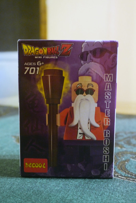 DECOOL - DragonBall Z Master Roshi 001