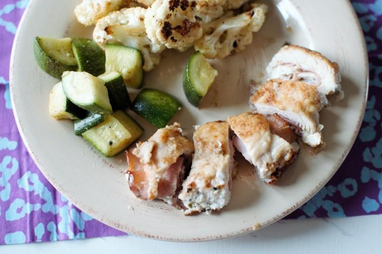 Chicken Roll-Ups {Lightened Up} 5