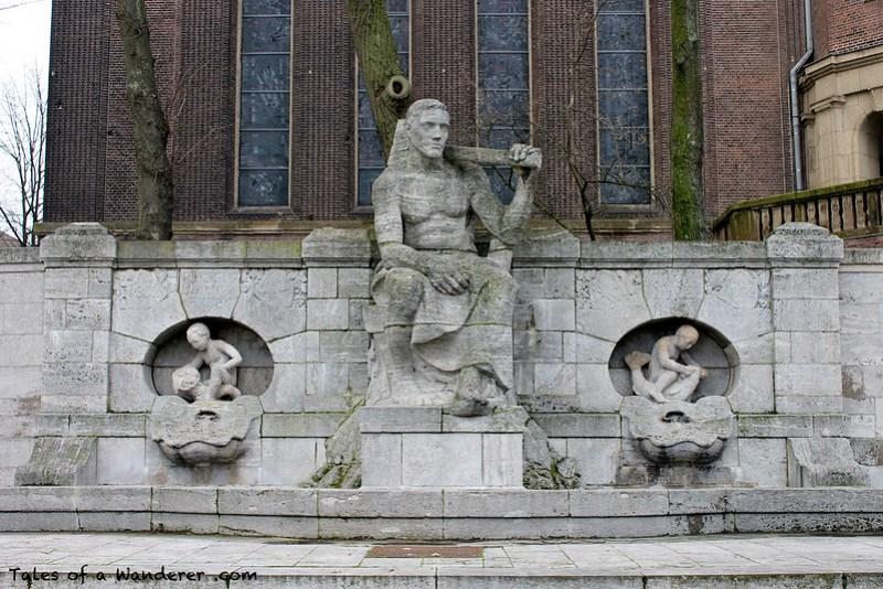 ESSEN - Friedenskirche