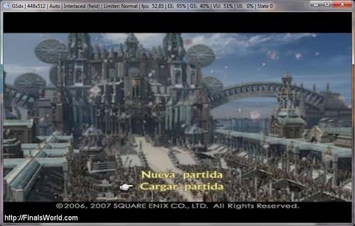 Final Fantasy XII PCSX2