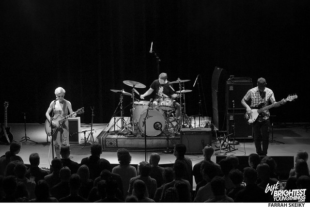 Throwing Muses Tanya Donelly 9:30 Club Farrah Skeiky Brightest Young Things 10