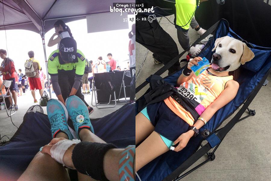 2015.6.22 | 跑腿小妞| 那一年我昏倒的 2015 NIKE #WERUNTPE 女生半馬 女子 WE RUN TPE Taipei 賽事 24