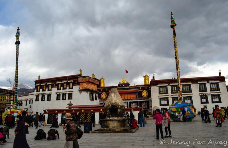The Jokhang, Lhasa