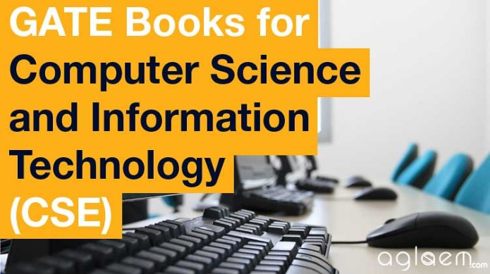GATE Books for CSE - Computer Science and Information Technology