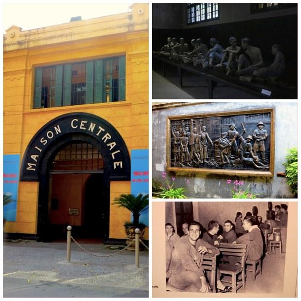 Prision Hoa Lo, Hanoi