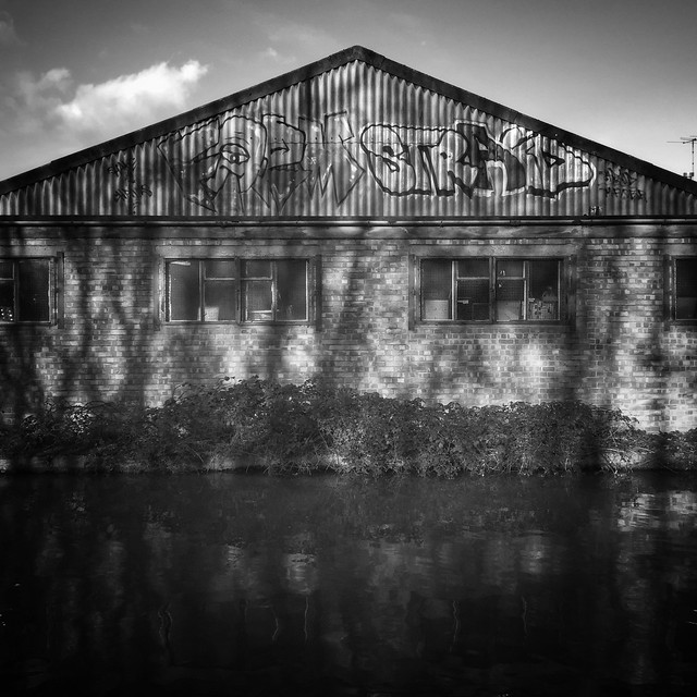 68/365 By the canal