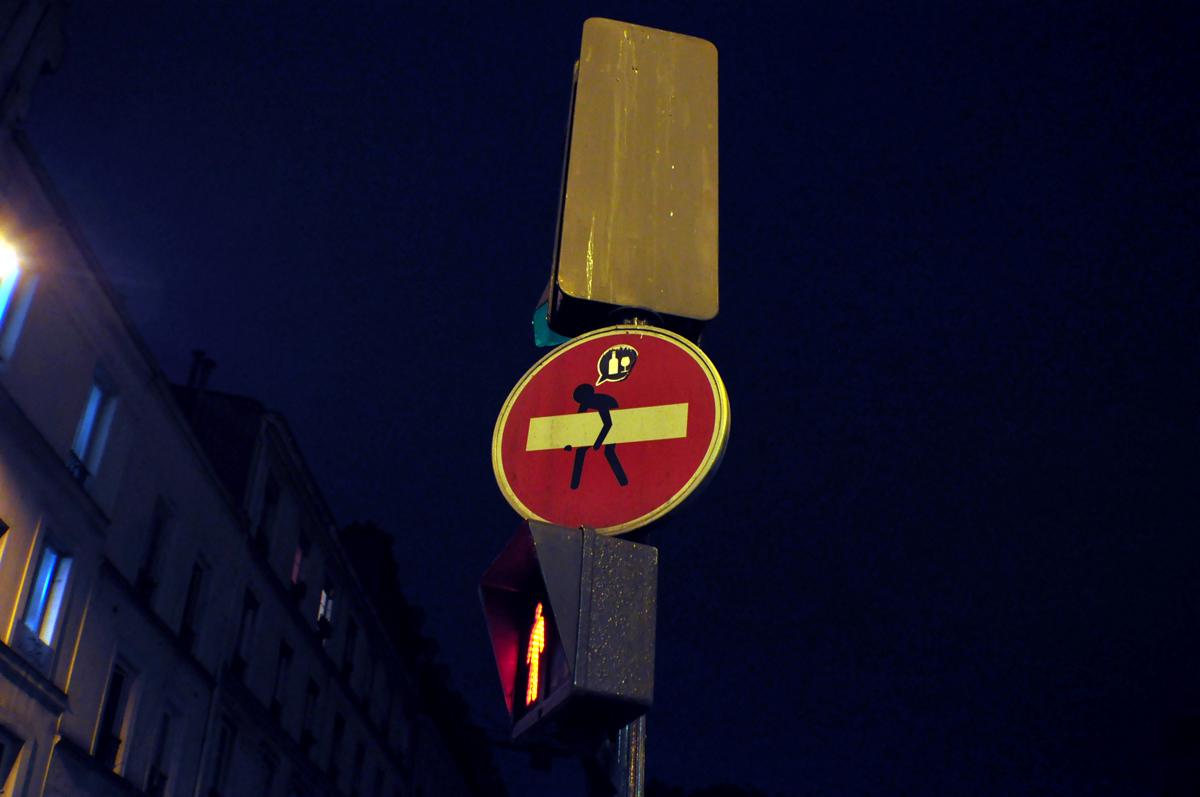 Détournement Panneau Stop (2)