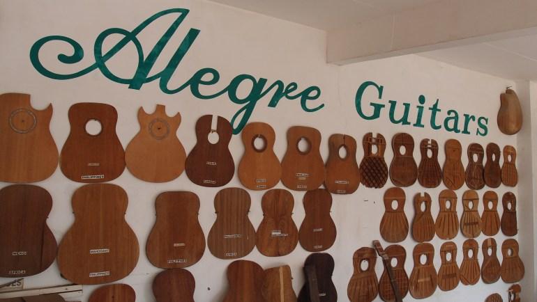Alegre guitars