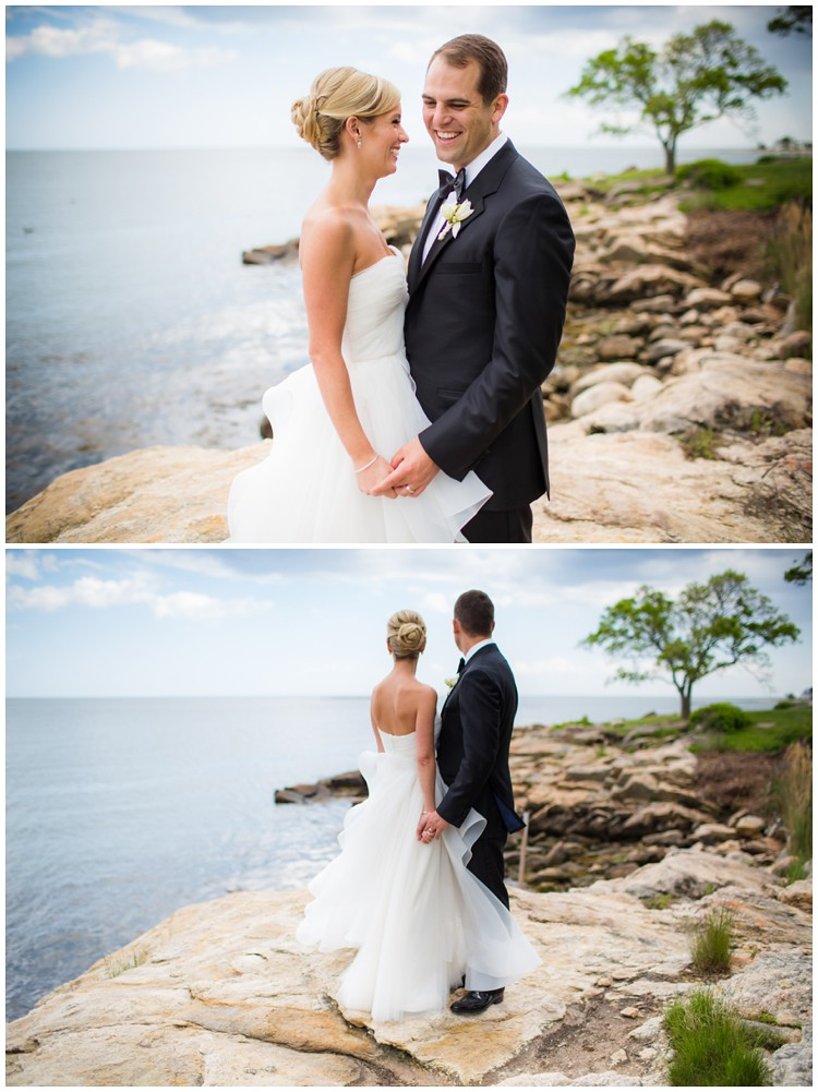 Stephanie And Michael Wedding Photography Branford CT