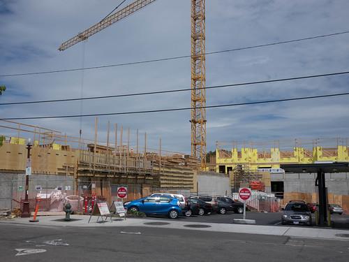 Angeline Apartment Construction, 2014
