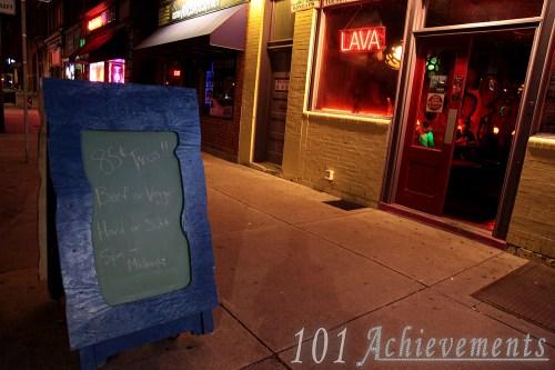 Lava Lounge Taco Tuesday