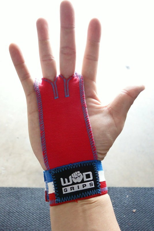 WOD Grips Hand