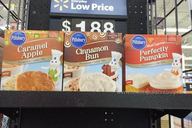 Pillsbury Cinnamon Bun Premium Cookie Mix