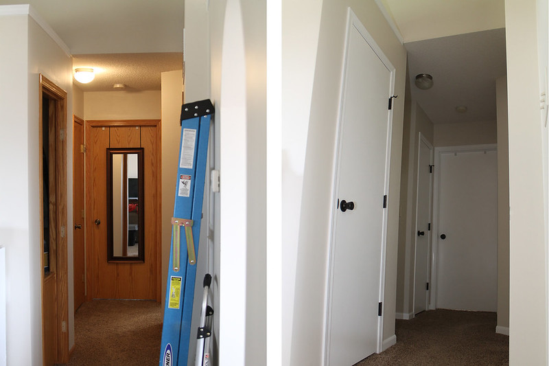 BeforeAfter Hallway