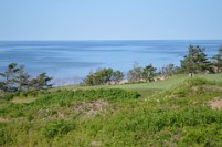 Links at Crowbush Cove - Behind 11th hold tee box