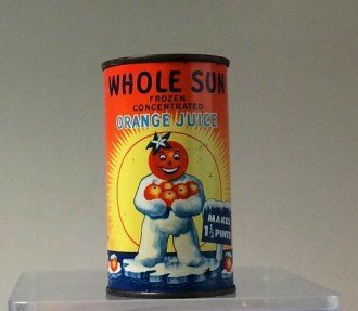 Whole Sun Concentrated Orange Juice Can