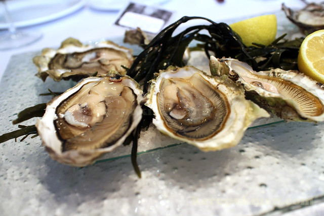 Oysters Festival @ Greenwood Fish Market and Bistro