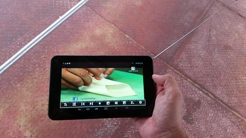 ดู Digital TV บน i-mobile i-TAB DTV ชัดแจ๋วเลย
