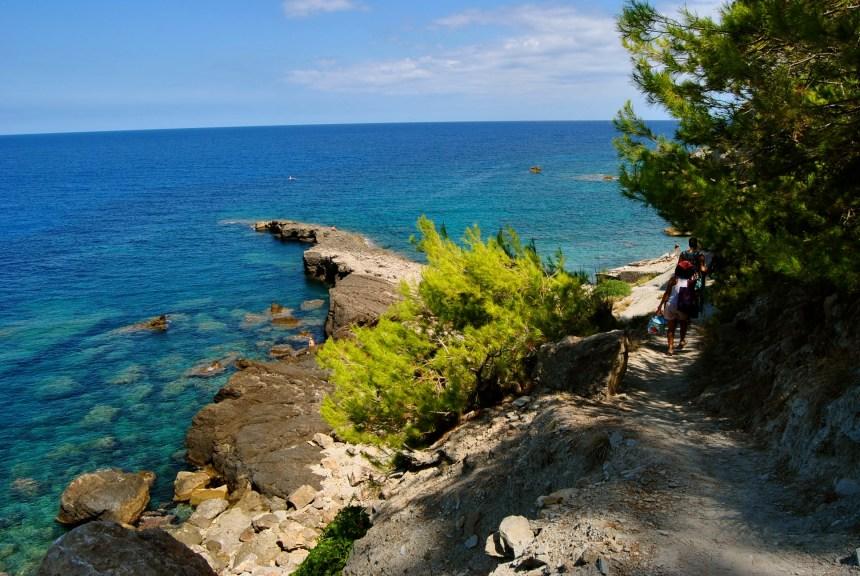 Punta de Sa Galera ( Banyalbufar)