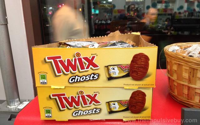 Twix Ghosts