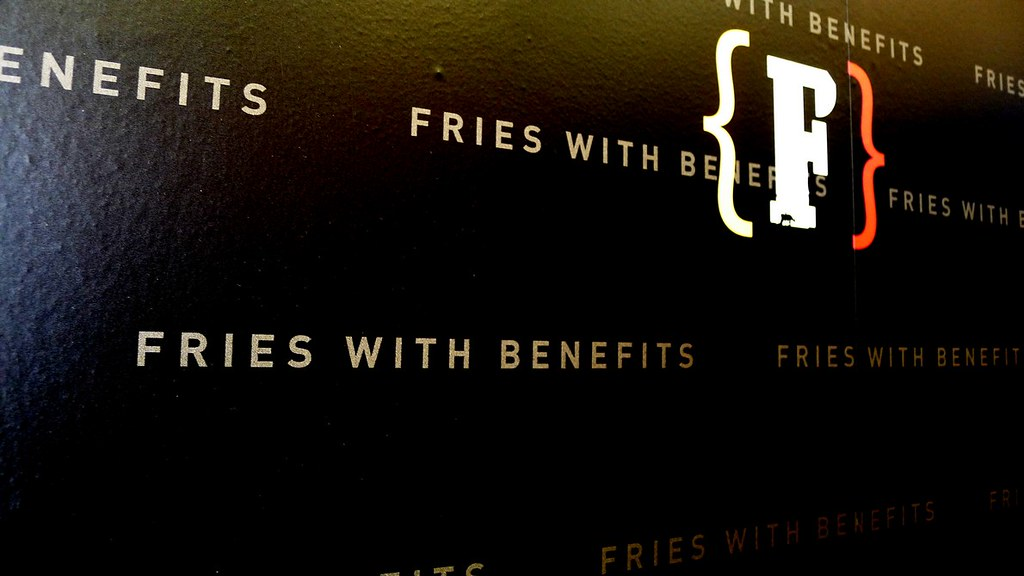 Frites Fries with Benefits Vancouver Belgian Fries Poutine