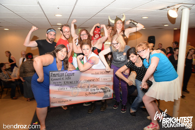 Jun 28, 2014- DCLAW Women\'s Arm Wrestling BYT - Ben Droz -  013