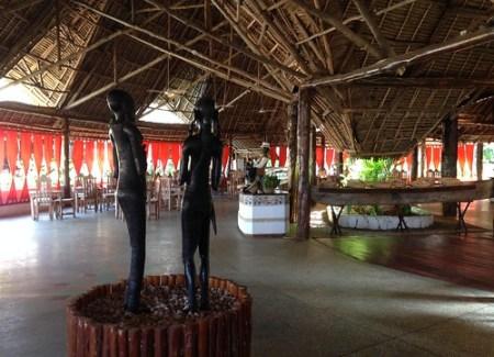 ristorante @ Kiwengwa Beach Resort Zanzibar