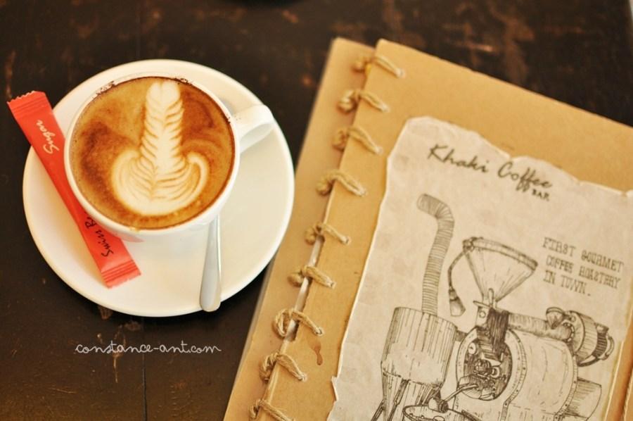 Khaki Coffee Bar @ Taman Melaka Raya