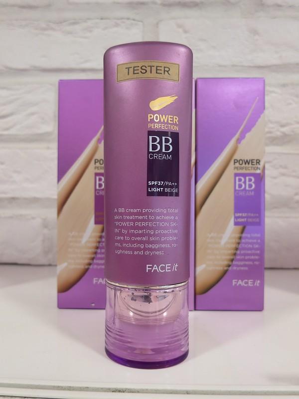 Face Shop BB cream