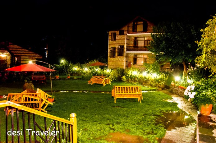 Johnson Lodge Manali Himachal Pradesh