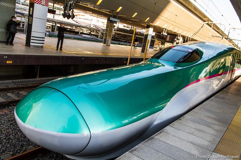 Shinkansen Series E5-50