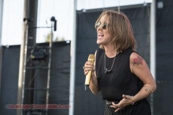 Serena Ryder @ Squamish Valley Music Festival - August 8 2014