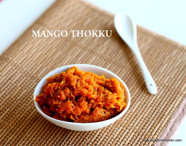 MAngo-thokku
