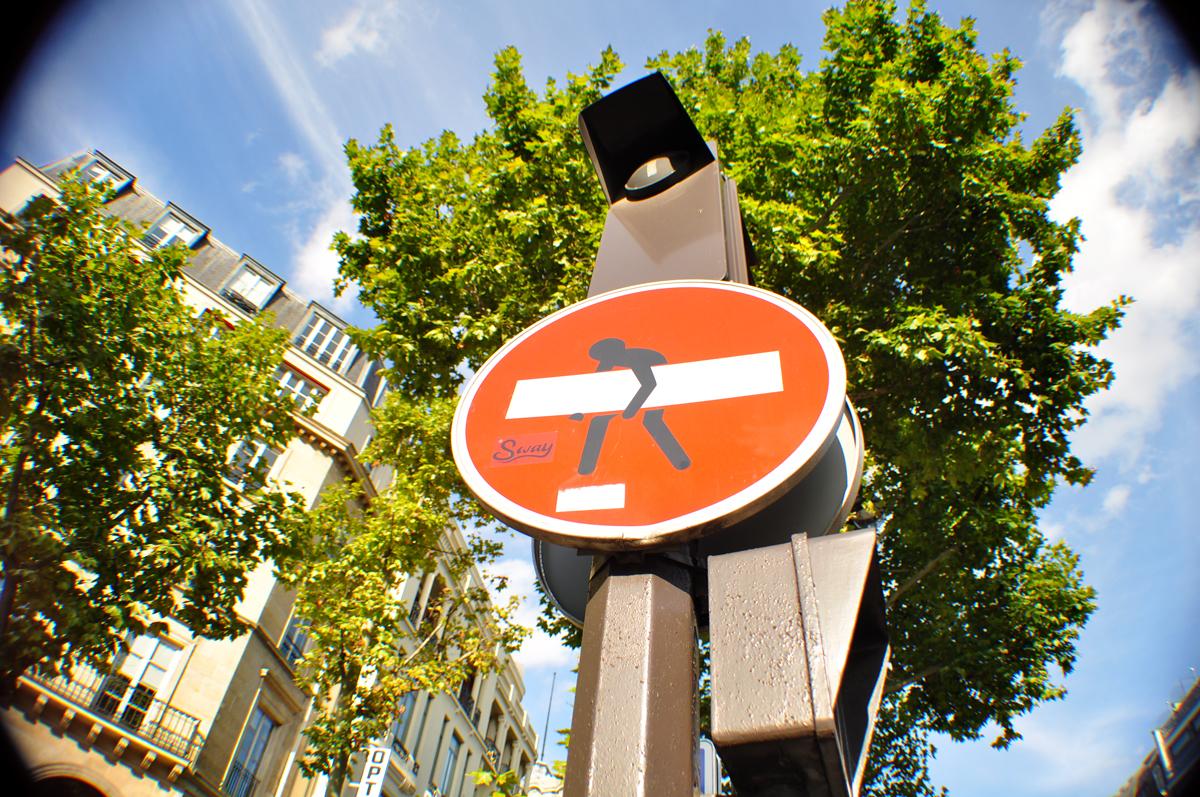 Détournement Panneau Stop (1)