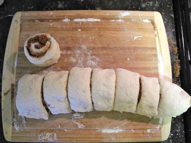 Quick and Easy Buttermilk Cinnamon Rolls