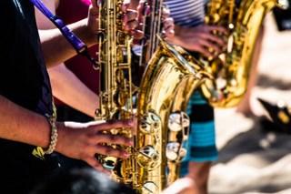Saxophone Love