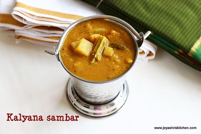 Kalyana-sambar