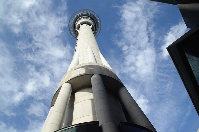 Skytower in Auckland