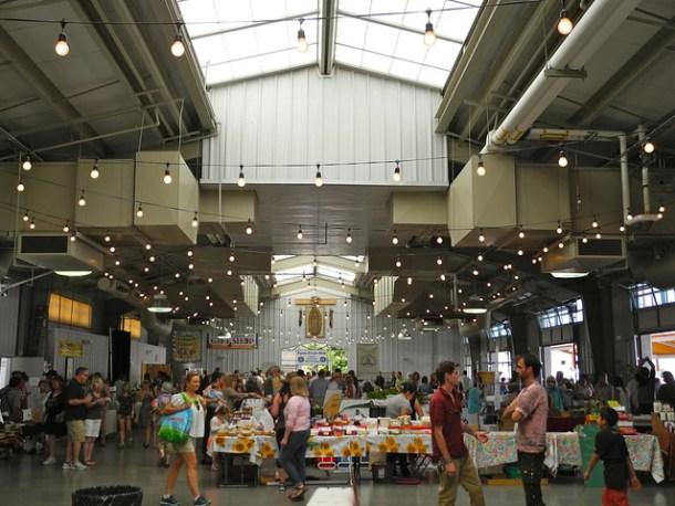 Inside the market