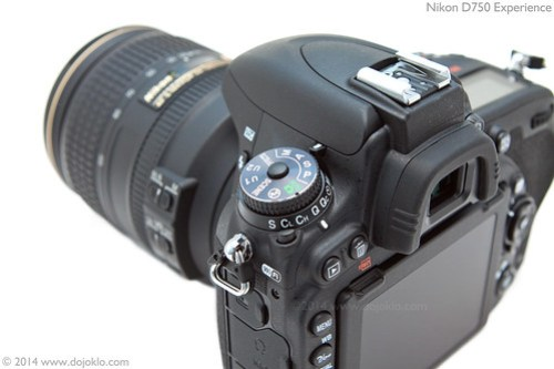 Nikon D750 setup menu custom setting guick start how to book manual guide viewfinder autofocus