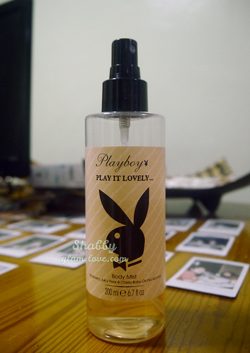 Playboy Body Mist - Play It Lovely