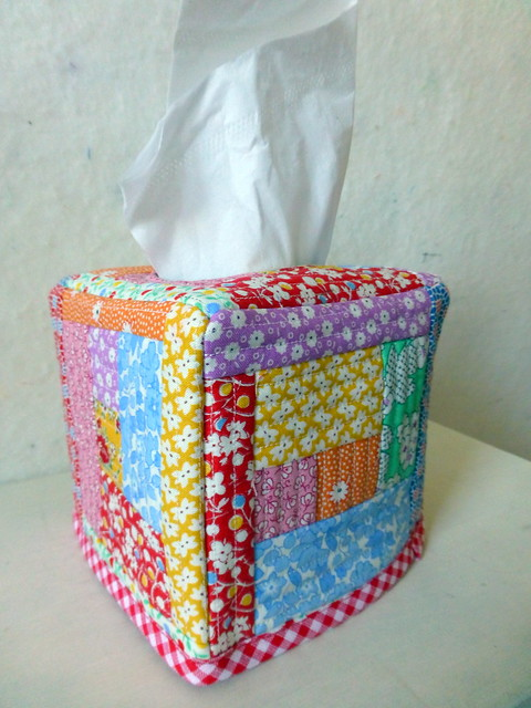 QAYG Tissue box cover