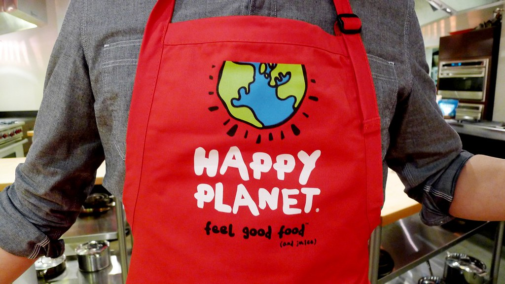 Happy Planet Dirty Apron Soup Launch Event