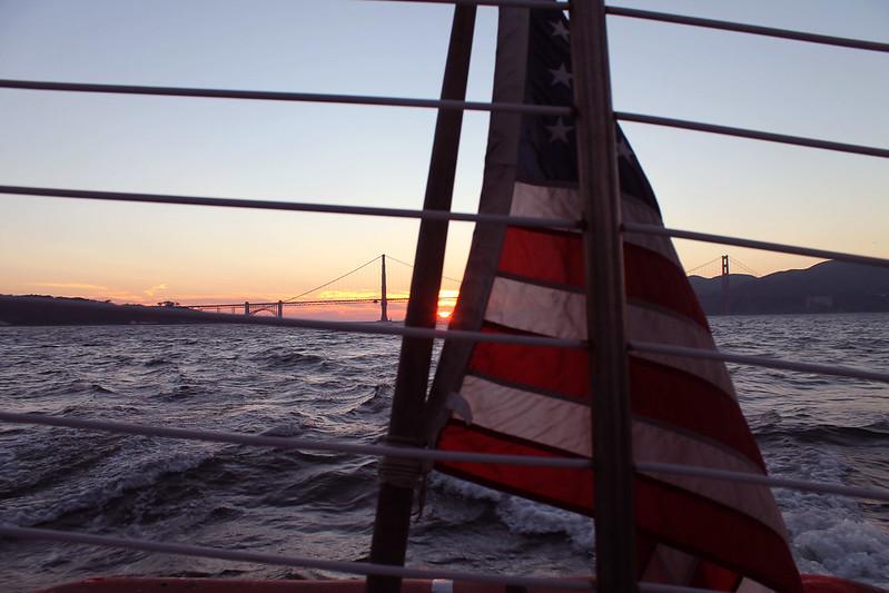 San Francisco Sunset Cruise