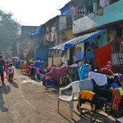 India - Maharashtra - Mumbai - Living At Seaside.