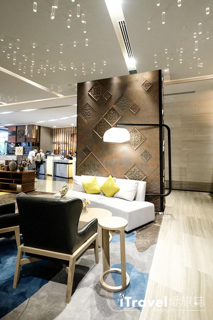 诺富特曼谷素坤逸酒店 Novotel Bangkok Sukhumvit 20 (9)