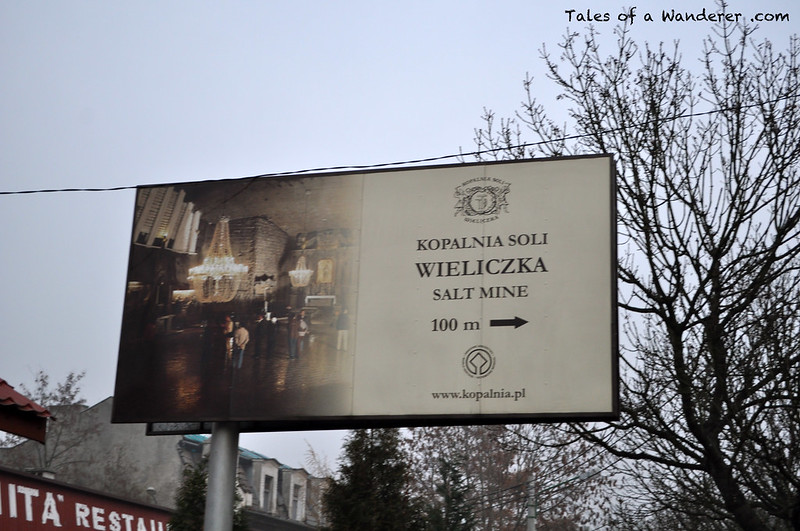 WIELICZKA - Kopalnia soli Wieliczka